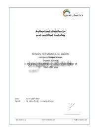 Next plastics - Authorised_distributor _installer-mala